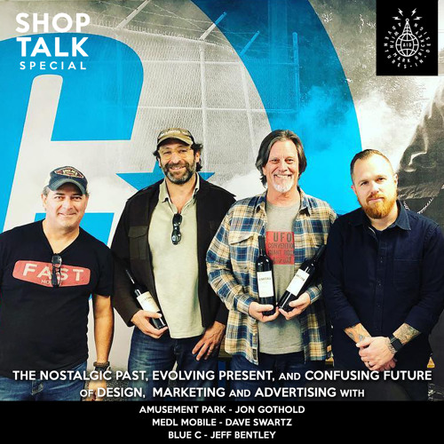 737 - The Nostalgic Past, Evolving Present And Confusing Future Of Design, Advertising, And Marketing.