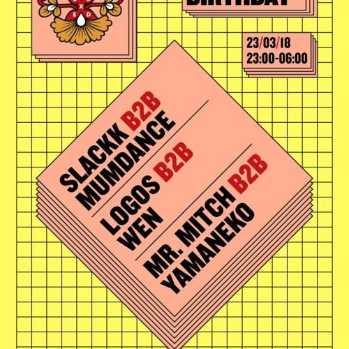 Logos B2B Slackk; a Boxed mix