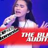 "Dalilah ""Bawalah Cintaku"" I The Blind Auditions I The Voice Kids Indonesia GlobalTV 2016"