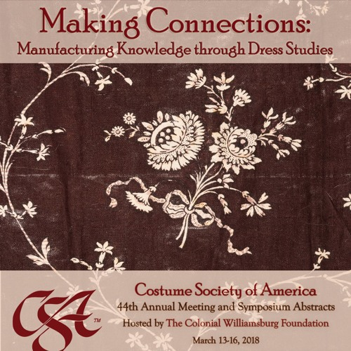 47. Costume Society of America Recap