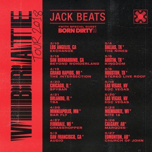 Jack Beats Vibrate Tour Mix