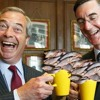 "Farage & Rees-Mogg - ""Trolling On The River"""
