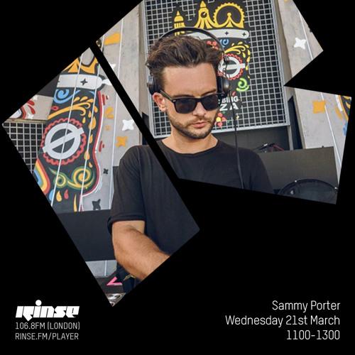 Sammy Porter - Wednesday 21st March 2018