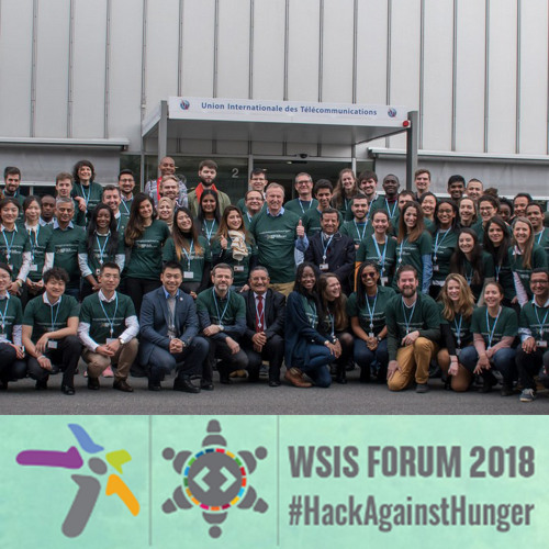 WSIS Hack Against Hunger Podcast