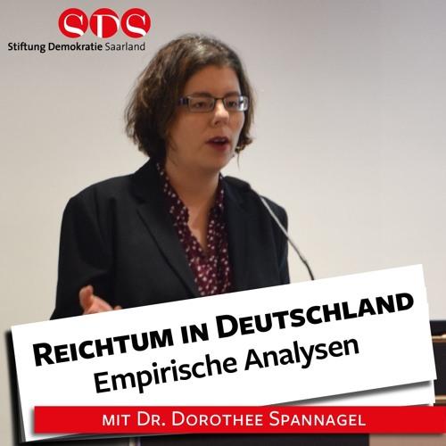 Reichtum in Deutschland: Empirische Analysen - 19.03.18