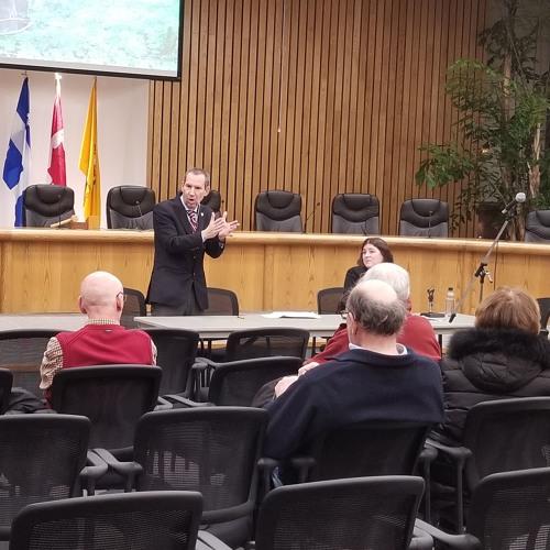Information meeting regarding tree felling behind Ashkelon Garden