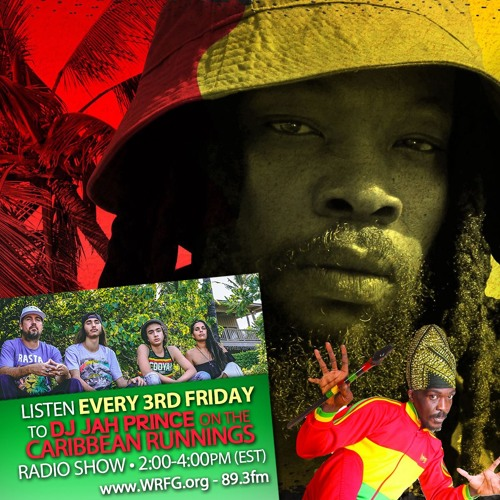 3rd Fridays with Jah Prince on WRFG 53