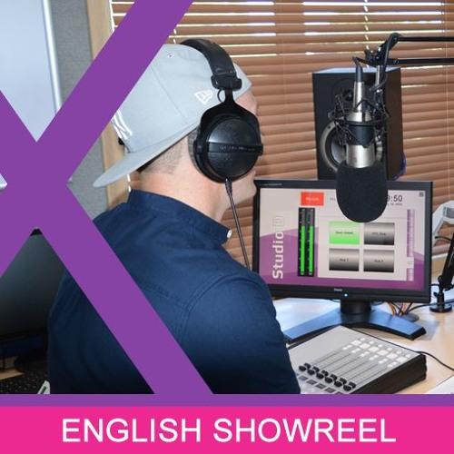 JAY VO Showreel English