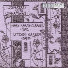 SONATINE POUR FLÛTE ET PIANO, Jean River, I. Allegro Moderato