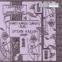 SONATA RUBATA FOR FLUTE AND PIANO, Steven Harlos (WPR), III. Theme And Variations
