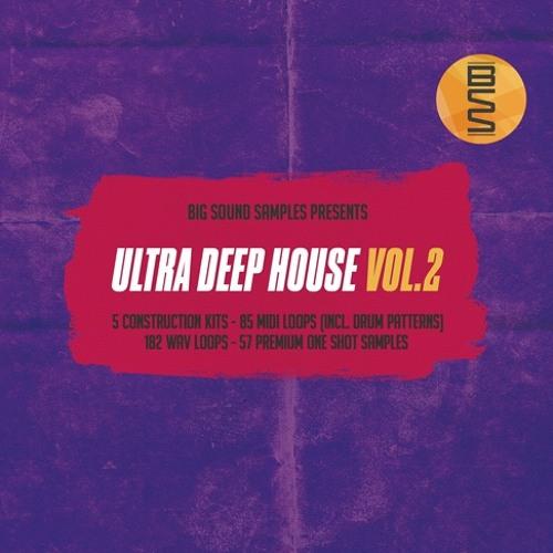 Big Sound - Ultra Deep House Vol.2