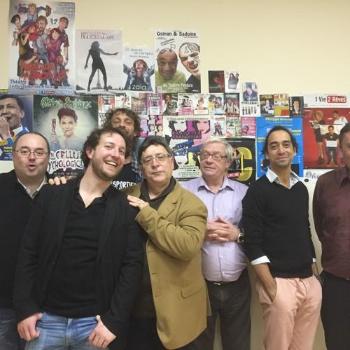podcast de l'émission on va s'marrer avec Christophe Truchi et Max Liroille
