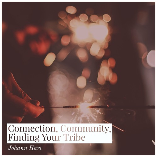 Johann Hari: Connection, Community, Finding Your Tribe by