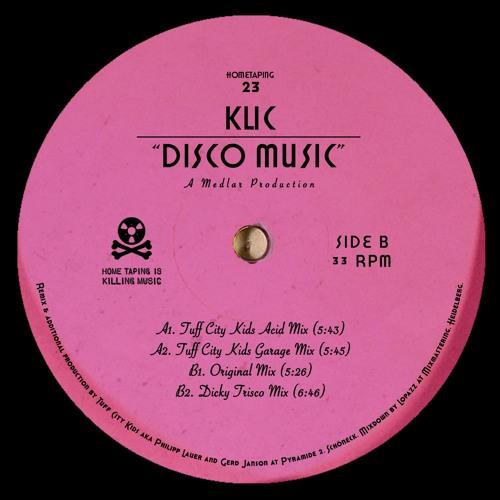 Klic - Disco Music (Dicky Trisco Mix) CLIP