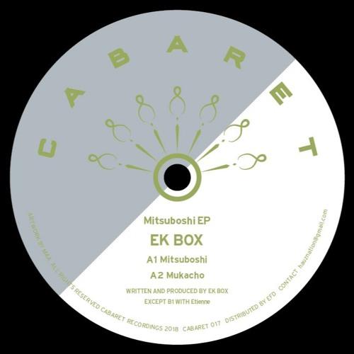 EK BOX Cabaret017 Mitsuboshi EP