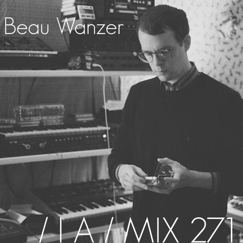 IA MIX 271 Beau Wanzer
