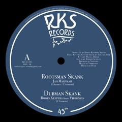Jah Marnyah & Youthie - Rootsman Skank / Rootswoman Horns [RKS-12-001]
