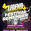 FESTIVAL REMEMBER TECHNO DE SETMANA SANTA @ LEGEND MUSIC CLUB