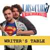 L&C'd Writer's Table -