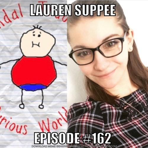 #162- Lauren Suppee- The Sorta Wisdom of Drinking