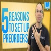 5 Reasons For Setting Up A Book For Preorder On Amazon
