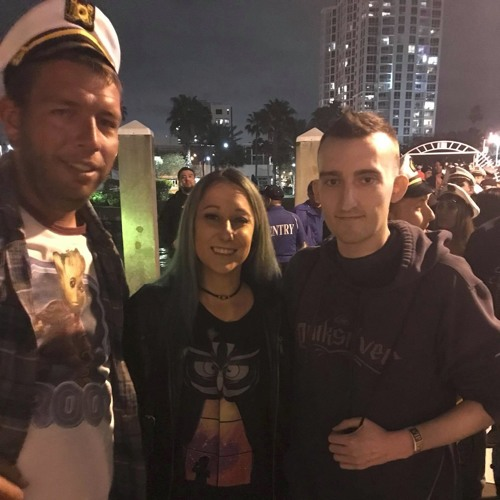 103: Live From The Sunset Sounds Cruise - Game Shows, Rap Battles, Big Winner 03-10-2018