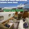 Executive Private Plane Jet Charter Flight Service Anchorage, Fairbanks, Juneau, AK