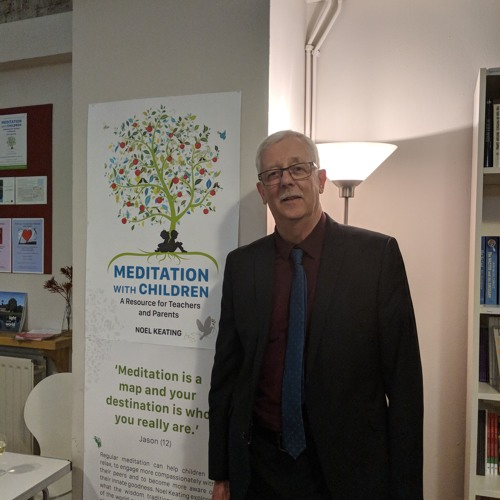 Meditation With Children book launch by Noel Keating