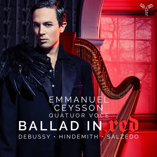Carlos Salzédo: Ballade N°1 Pour Harpe (extrait)| Emmanuel Ceysson