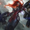 Gun Goddess Miss Fortune - Login Theme