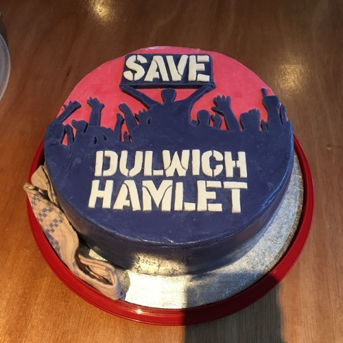 Ground Swapping with Dulwich Hamlet
