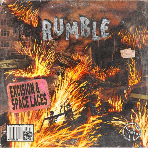 Excision & Space Laces - Rumble