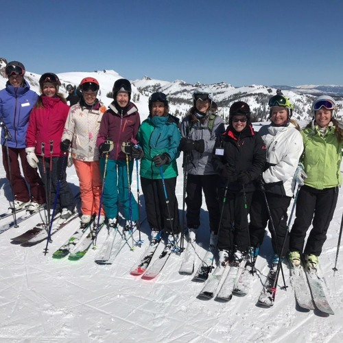 First Chair: Day 2 Report from the Women's Summit at Squaw