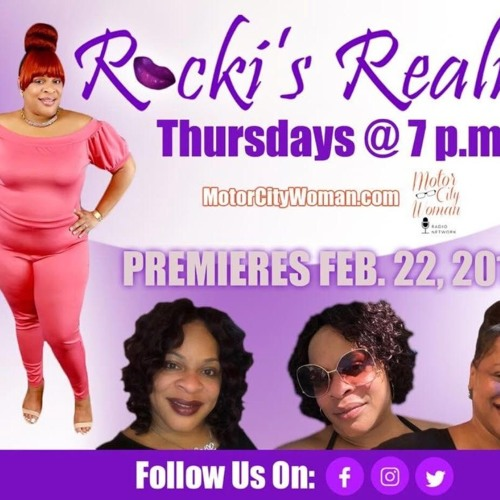 Rocki's Reality Women's History Month Pt. 2 / National Reading Month03 - 22 - 18