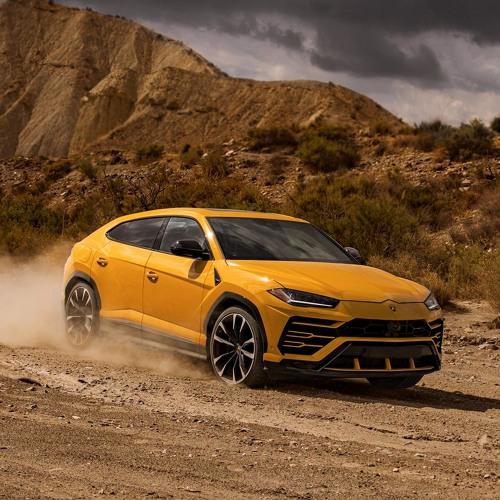 Overdrive: GM Self Driving Cruise AV; Lamborghini Urus;  Geneva Motor Show
