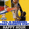 Happy Hour 16: True Shooting Percentage Is Warriors Fans Favorite Stat