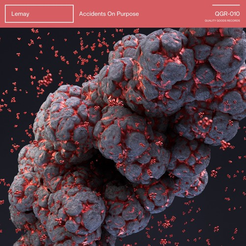 Lemay - Accidents On Purpose EP (QGR-010)