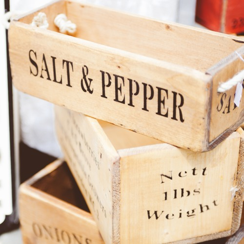 The Real Reason We Use Salt and Pepper