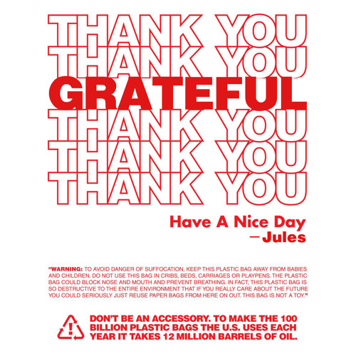 Jules - Grateful (Prod. by Dromen, Add. Prod. by Jules)