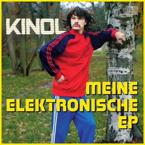 KINØL. Meine Elektronische EP
