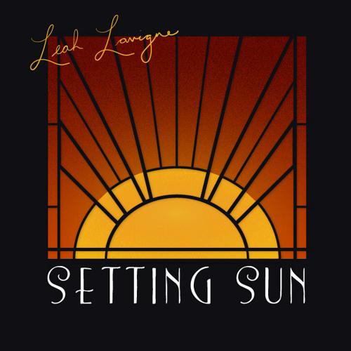 Setting Sun- Leah Lavigne (feat. Roy Nathanson)