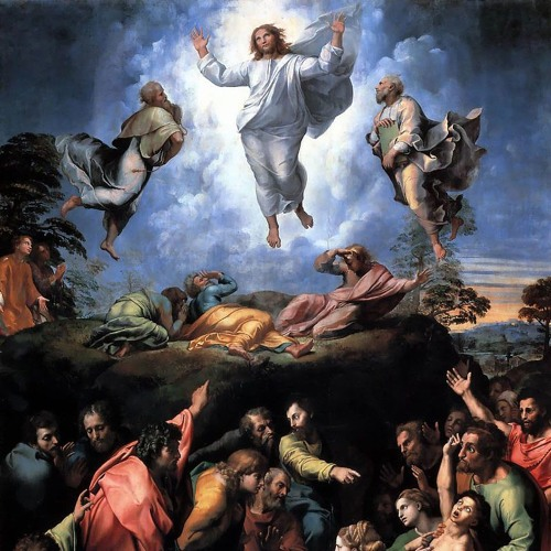 Podcast #8: The Transfiguration of Christ and Contemplative Prayer with Fr. Sensat