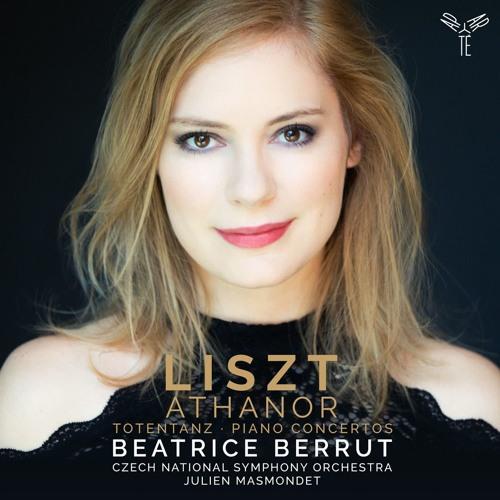 Liszt: Piano Concerto No.1 - Allegro Maestoso | Beatrice Berrut, CNSO, Julien Masmondet