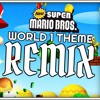New Super Mario Bros DS - World 1 Theme (Remix)