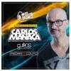 Magna Recordings Radio Show by Carlos Manaça #011 2018 | Pedra Do Couto w/ Guitos Live Percussion