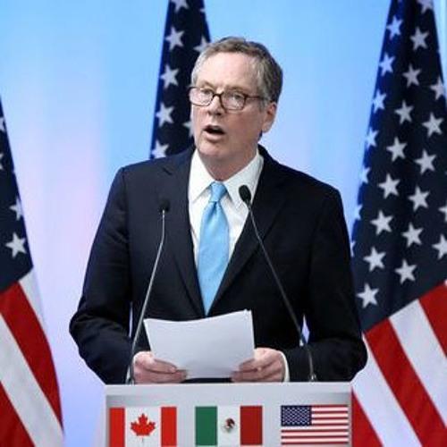 Robert Lighthizer, Representante Comercial de Estados Unidos