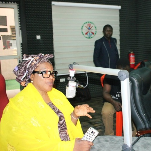 SV-NED CEO Chief Temitope Ajayi  Radio Interview 107.7 Part 1