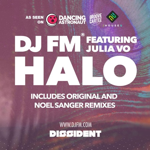 Halo (feat. Julia Vo - Noel Sanger Remix)