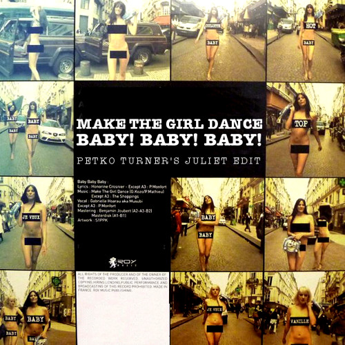 Make The Girl Dance Baby Petko Turners Juliet Editfrench House Killer By Petko Turner Free Listening On Soundcloud