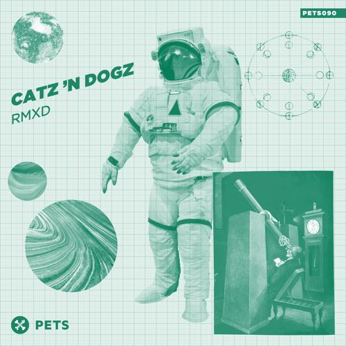 Catz 'n Dogz - It's Happening (DJ Steaw Remix) [PETS Recordings]